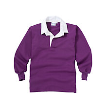 Buy School Cotton Rugby Shirt Online at johnlewis.com