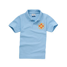 Buy St Columbas RC Primary School Unisex Polo Shirt Online at johnlewis.com
