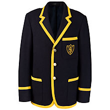 Buy Taverham Hall School Prep Unisex Blazer, Navy Online at johnlewis.com