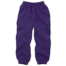 Buy The Chorister School Nursery And Pre Prep Unisex Jogging Trousers Online at johnlewis.com