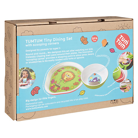 Buy TUMTUM Tiny Dining Set, 2pc Online at johnlewis.com