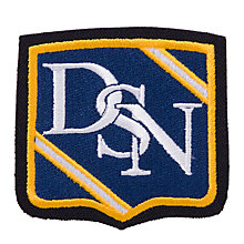 Buy Dagfa School Nottingham Infant, Junior And Senior Blazer Badge Online at johnlewis.com