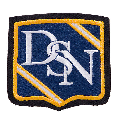 Buy Dagfa School Nottingham Infant, Junior And Senior Blazer Badge, Multi Online at johnlewis.com