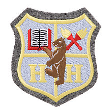 Buy Hornsby House School Unisex Blazer Badge, Multi Online at johnlewis.com