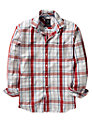 Crew Clothing Overton Long Sleeve Check Shirt