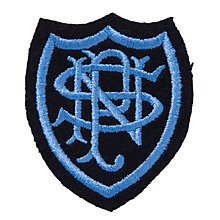 Buy Norland Place School Boys' Cap Badge, Blue Online at johnlewis.com
