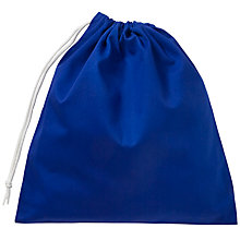 Buy School Shoe Bag, Royal Blue Online at johnlewis.com