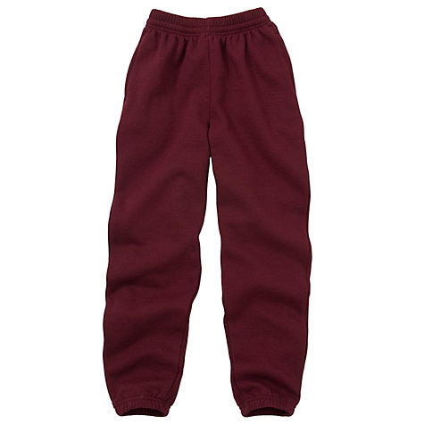 Buy School Tracksuit Bottoms Online at johnlewis.com