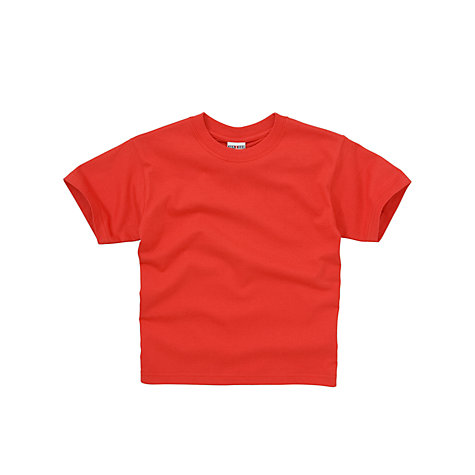 Buy Short Sleeve Crew Neck PE T-Shirt Online at johnlewis.com