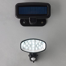 Buy Solar Centre PIR Solar / LED Utility Light Online at johnlewis.com