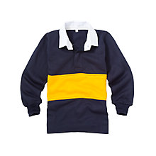 Buy William Hulme's Grammar School Boys' Years 3-6 Rugby Jersey Online at johnlewis.com