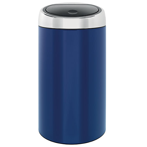 Buy Brabantia Colour Your Bin, Touch Deluxe, 45L Online at johnlewis.com