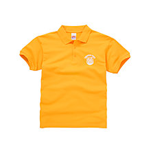 Buy Wymondham High School Unisex Cheshire House Polo Shirt Online at johnlewis.com