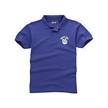 Buy Wymondham High School Unisex Abbey House Polo Shirt Online at johnlewis.com