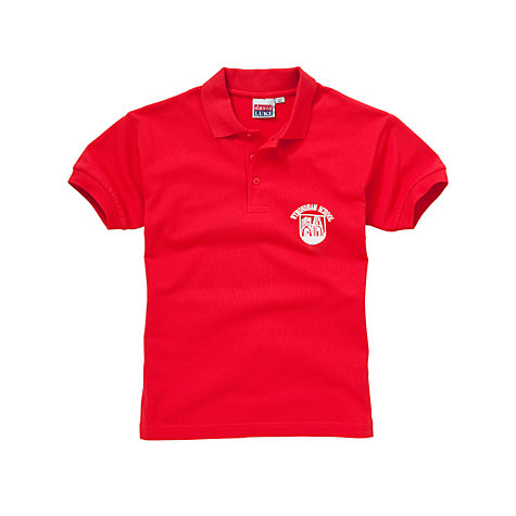 Buy Wymondham High School Unisex MacMillan House Polo Shirt Online at johnlewis.com
