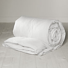 Buy John Lewis Hungarian Goose Down Duvets, 13.5 Tog (9 + 4.5 Tog) All Seasons Online at johnlewis.com