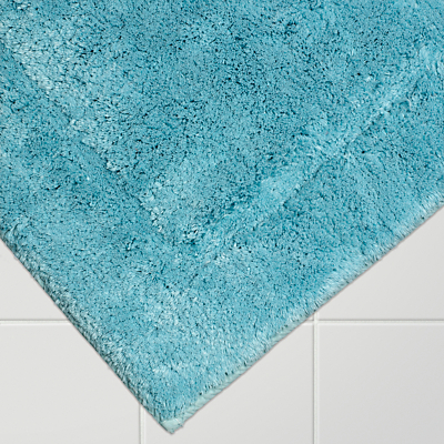 John Lewis Egyptian Cotton Deep Pile Bath Mat