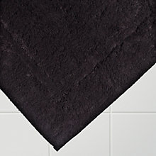 Buy John Lewis Egyptian Cotton Deep Pile Bath Mat Online at johnlewis.com