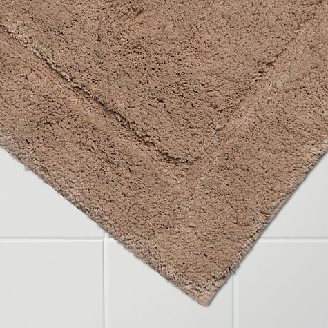 Buy John Lewis Egyptian Deep Pile Bath Mat Online at johnlewis.com