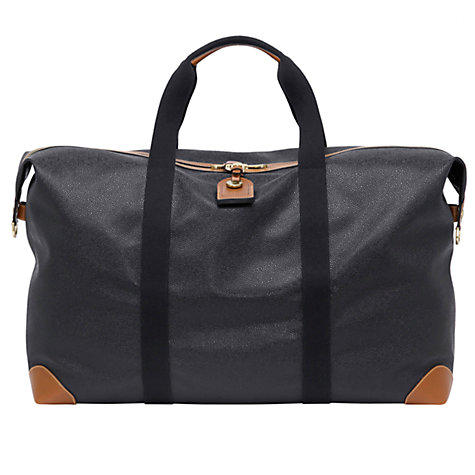 Buy Mulberry Scotchgrain Large Clipper Holdall Online at johnlewis.com
