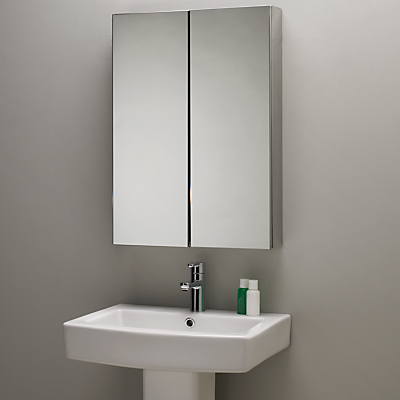 Roper Rhodes Shine Double Mirrored Bathroom Cabinet