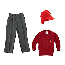 Buy Dame Allan's Nursery and Reception Boys Uniform Online at johnlewis.com