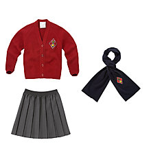 Buy Dame Allan's Nursery and Reception Girls Uniform Online at johnlewis.com