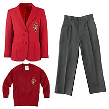 Buy Dame Allan's Boys Year 1-6 Uniform Online at johnlewis.com