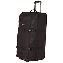 Buy Samsonite Wander-FULL 2-Wheel Duffle Bag, Black Online at johnlewis.com
