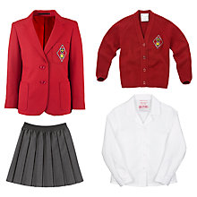Buy Dame Allan's Girls Year 1-6 Uniform Online at johnlewis.com