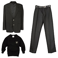 Buy Dame Allan's Senior Boys Uniform Online at johnlewis.com