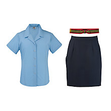 Buy Dame Allan's Senior Girls Uniform Online at johnlewis.com