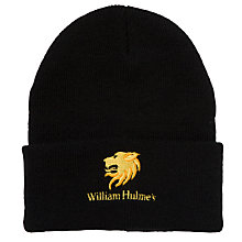 Buy William Hulme's Grammar School Unisex Junior Ski Hat Online at johnlewis.com
