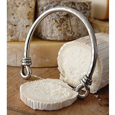 Buy Culinary Concepts Polished Knot Cheese Wire Online at johnlewis.com