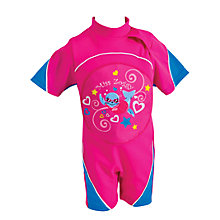 Buy Zoggs Swimfree Float Suit, Pink Online at johnlewis.com