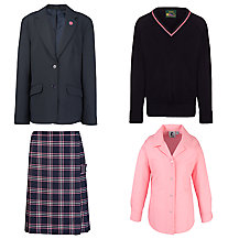 Westfield School Girls' Senior Uniform