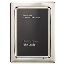 Buy John Lewis Plain Photo Frame Online at johnlewis.com