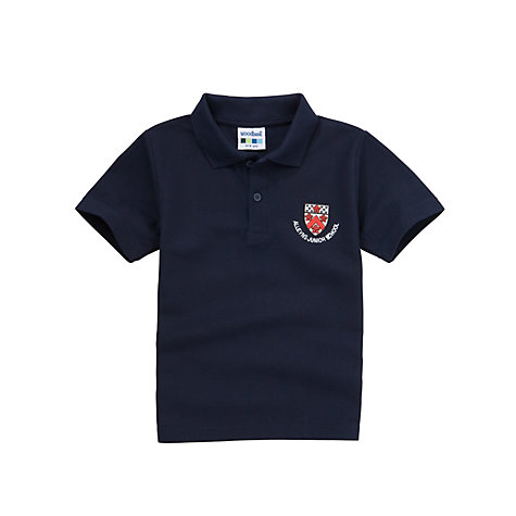 Buy Alleyn's Junior School Infant Unisex Polo Shirt Online at johnlewis.com