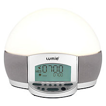 Buy Lumie Bodyclock Elite 300 Wake Up to Daylight Light Online at johnlewis.com