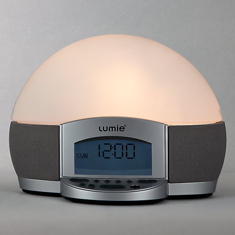 Buy Lumie Bodyclock Elite 300 Wake-up Light Online at johnlewis.com