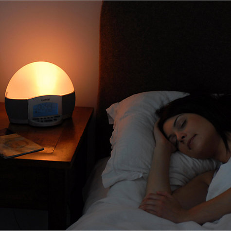 Buy Lumie Bodyclock Elite 300 Lamp Online at johnlewis.com