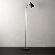 Buy John Lewis Brandon Floor Lamp, Black Online at johnlewis.com