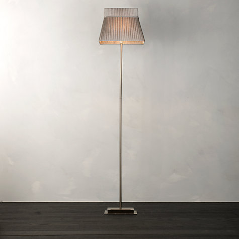 Buy John Lewis Audrey Square Shade Floor Lamp Online at johnlewis.com