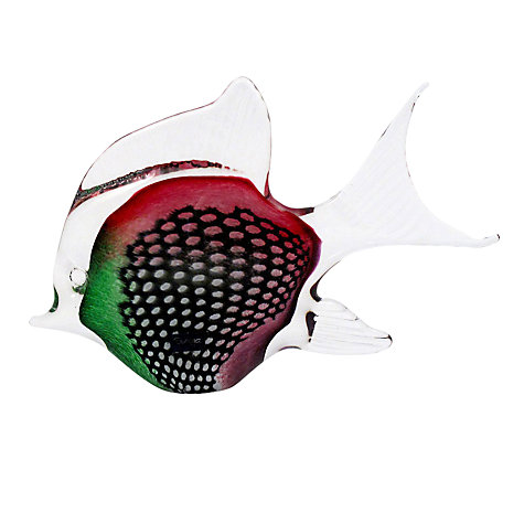 Buy Svaja Sophie's School Fish, Red/Green Online at johnlewis.com