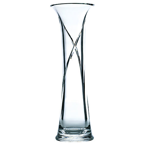 Buy Waterford Crystal Siren Vase, H40.5cm Online at johnlewis.com