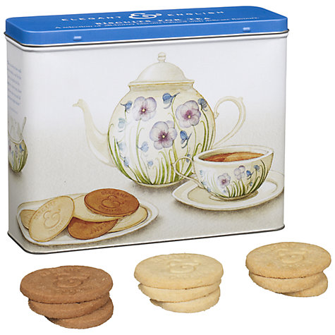 Buy Artisan Biscuits English Biscuits For Tea Tin,  3 x 125g Online at johnlewis.com