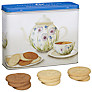 Artisan Biscuits English Biscuits For Tea Tin,  3 x 125g