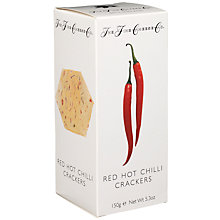 Buy The Fine Cheese Co. Chilli Flavoured Crackers, 150g Online at johnlewis.com