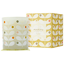 Buy Orla Kiely Scented Candle, Fig Tree Online at johnlewis.com