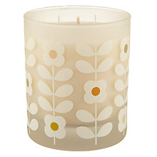 Buy Orla Kiely Scented Candle, Basil and Mint Online at johnlewis.com